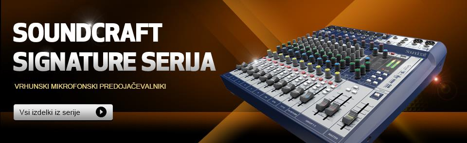 Soundcraft Signature serija